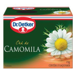Chá de Camomila Dr. Oetker 15g