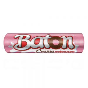 Baton Chocolate e Morango