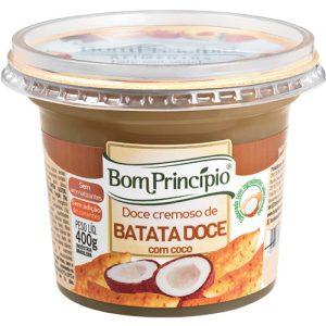 Doce de Batata Doce com Côco 400g