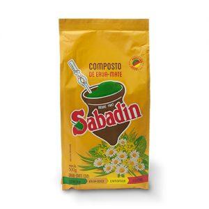 Erva Mate Sabadin Composto 500g