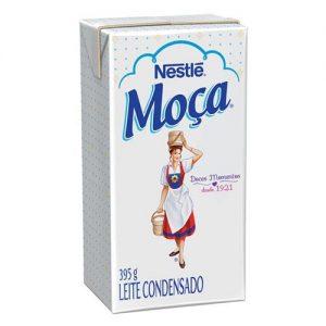 Leite Condensado Nestlé Moça caixa 395g