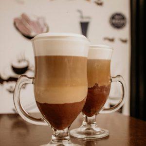 Café Mocaccino Grande.