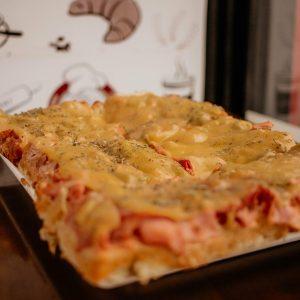 Pizza Mista da Nona