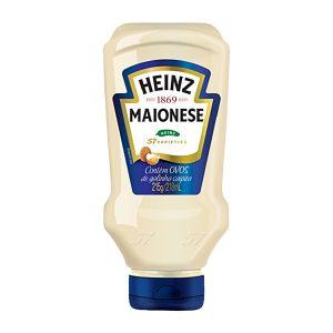 Maionese Heinz 215g