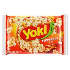 Pipoca Yoki Toque de Chef 100g