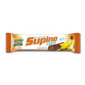 Barra Supino Light Banana e Chocolate