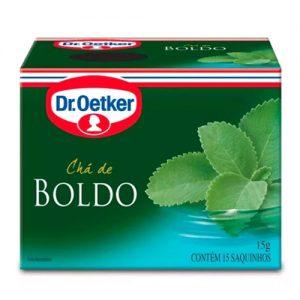 Chá de Boldo Dr. Oetker 15g