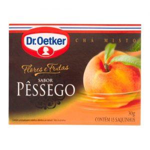 Xícara Chá Pêssego.