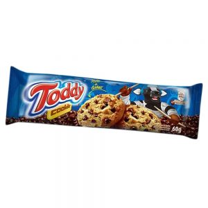 Cookie Toddy Gotas de Chocolate 60g