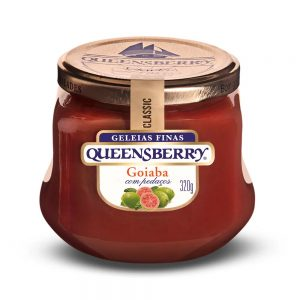 Geleia Queensberry Goiaba 320g