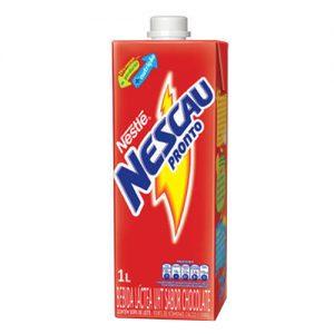 Nescau Prontinho Nestlé 1L