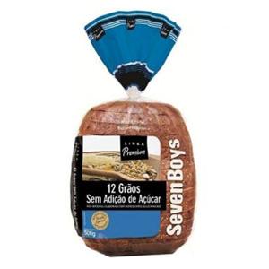 Pão Sevenboys 12 Grãos 500g