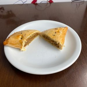 Pastel de Nata com Carne
