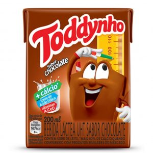 Achocolatado Toddynho 200ml