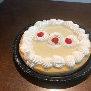 Torta de Limão grande.