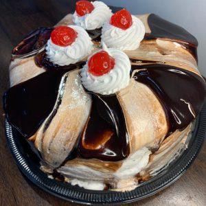Torta Mesclada.