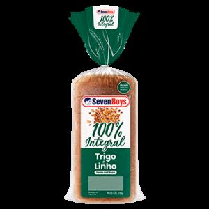 Pão Trigo e Linho 450g