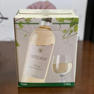 Vinho Castellamare Riesling 3L