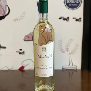 Vinho Castellamare Riesling.