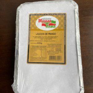 Lasanha de frango massas Roma 600g