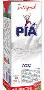 Leite Pia integral 1 Litro