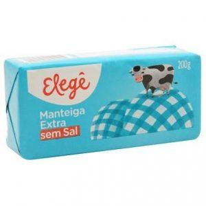 Manteiga Extra Elegê sem Sal