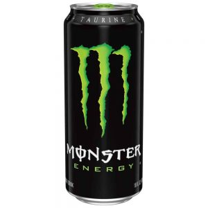 Monster Energy Original.