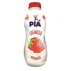 Iogurte Pia Morango 800 Gr