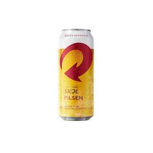 Cerveja Skol 473ml