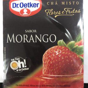 Chá de Morango Dr. Oetker 15 uni