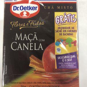 Chá de Maçã com Canela Dr. Oetker 15g